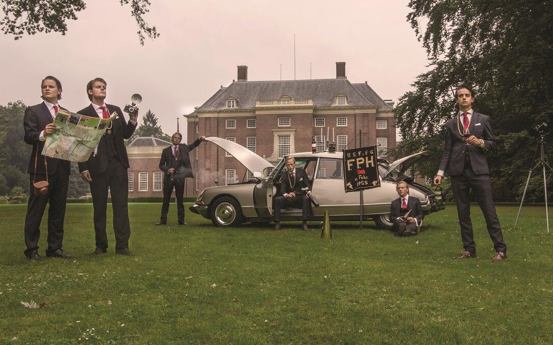 Utrechtsch Studenten Film- en Fotogezelschap 'Focus Placet Hic'
